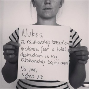 Nukes - the relationship is over