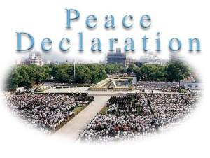 Hiroshima-Peace-Declaration