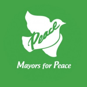 Mayors-for-peace logo